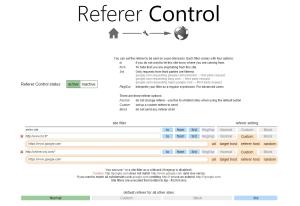 Refcontrol